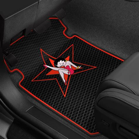 Betty Boop Car Mats by Plasticolor 174 Betty Boop Floor Mats