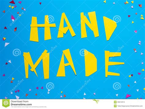 Handmade Word - handmade word www pixshark images galleries with a