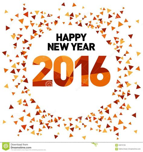 new year template 2016 new year 2016 template stock photo image 62873165
