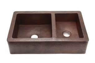 40 Kitchen Sink 36 Quot Farmhouse Sink 60 40 Copper Sinks