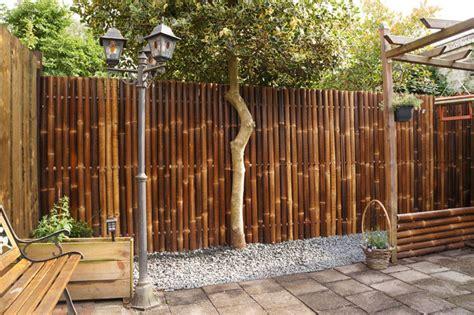 sichtschutz fenster 30 cm sichtschutz aus bambus nigra 90x180 cm gartenzaun