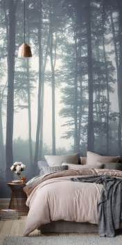 forest bedroom 26 photo accent walls that will your mind digsdigs