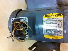 baldor motor capacitor wiring diagram with baldor l1410t