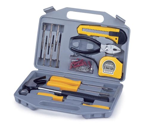 11pcs Basic Carry Tool Set Kit Home Repair Tool Set With kits tool china wholesale kits tool page 29