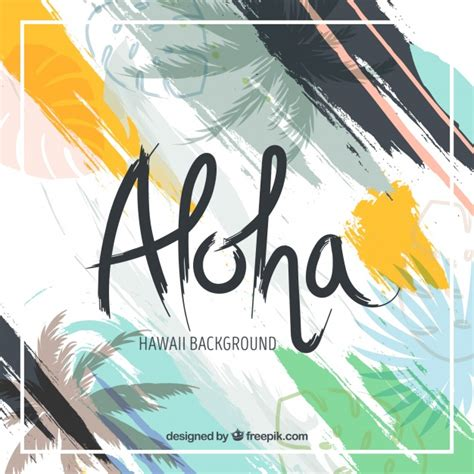 graphic design the new 161689332x aloha vectors photos and psd files free download