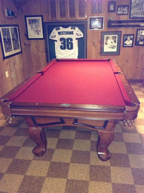 pool table moving service pool table disassembly and reassembly experienced