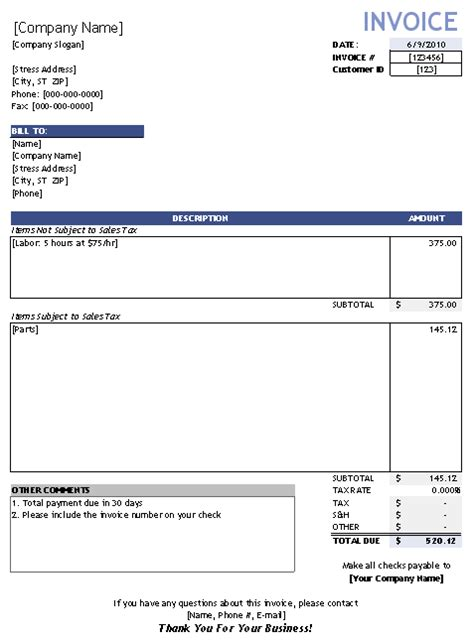 invoices templates financial templates invoice template financial templates