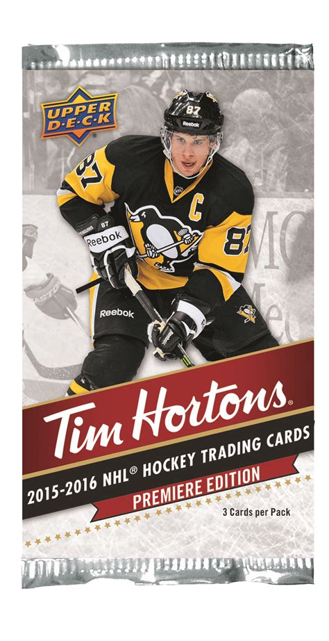 Tim Horton Gift Card - hockey cards at tim hortons exclusive packs in canada