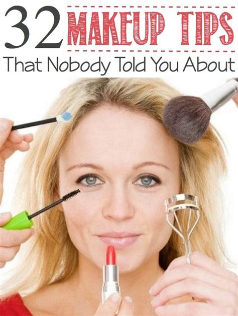 My Favorite Makeup Tips by 32 Makeup Tips That Nobody Told You About With Pictures