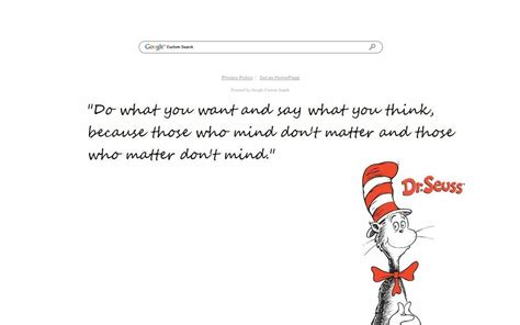 google themes quotes dr seuss quote google theme