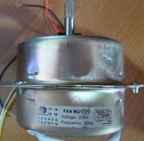 Spare Part Kipas Angin Miyako dinamo kipas angin miyako sparepart mesin cuci