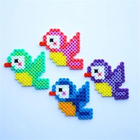 hama birds birds hama perler by miss productive perler