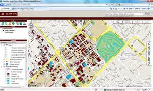 a m map interactive maps office of facilities coordination