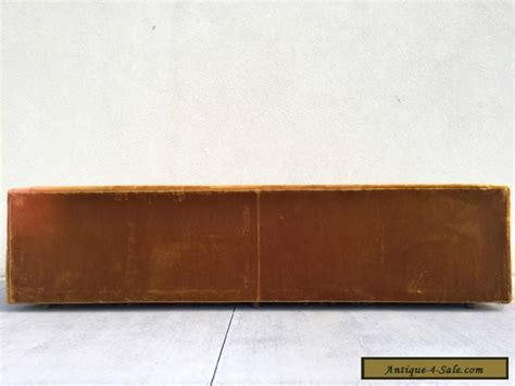 vintage velvet sofa for sale mid century vintage 70 s velvet rustic brown sofa for sale