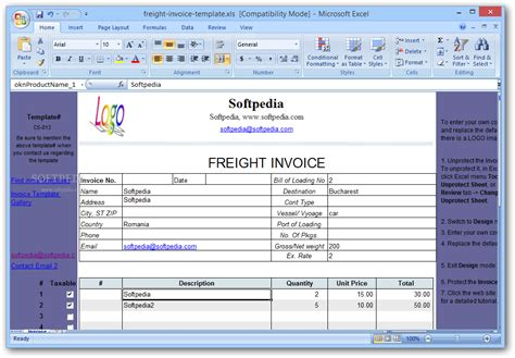 trucking invoice form template fingradio tk