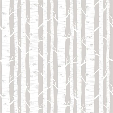 White Tree Wall Stickers 31818 birch trees decorative frosted window film