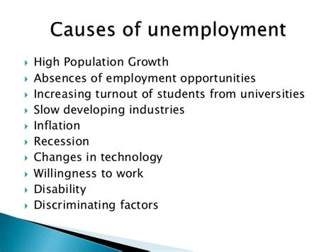 unemployment effect on gdp effects of unemployment on economy