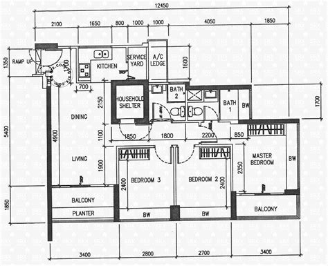 park central floor plan park central amk hdb details srx property