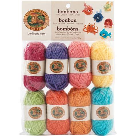 knitting yarn brands brand bonbons yarn brights acrylic