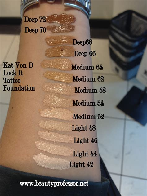 kat von d lock it tattoo foundation professor d lock it foundation