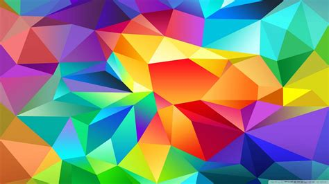 colorful wallpaper for galaxy s3 wallpaper polygonal colorful abstract 1920 x 1080 full hd