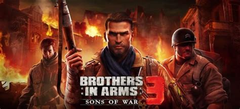 brothers in arms apk data brothers in arms 3 android v1 4 4c hile mod apk