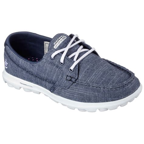 sketcher boat shoes skechers women s on the go mist boat shoes