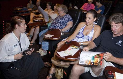 dining cinema seats  theater seats