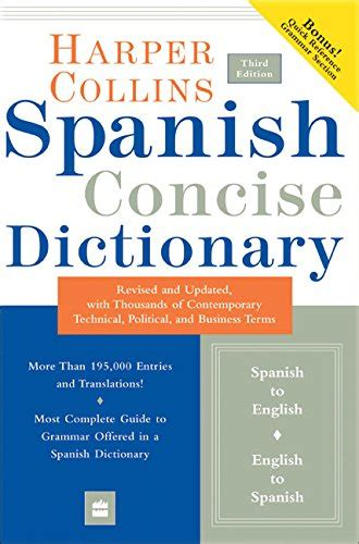 collins concise spanish english dictionary b0052zqi86 catherine7501 on amazon com marketplace sellerratings com