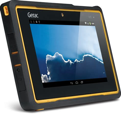 rugged tablet pc comparison getac unveils rugged tablet with android 4 1