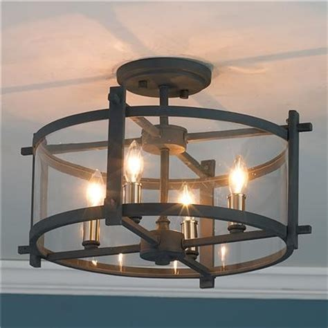 living room light fixture clearly modern semi flush ceiling light shades of light