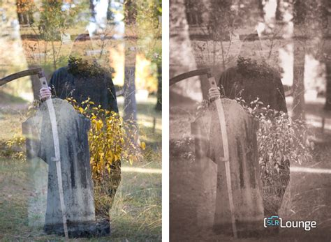 double exposure tutorial in camera slr lounge training for the world s best wedding and
