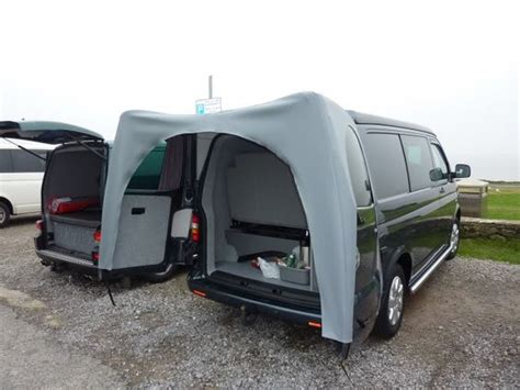 Vw T5 Tailgate Awning by The World S Catalog Of Ideas