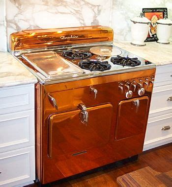 copper colored appliances my prediction copper is going to be the next major