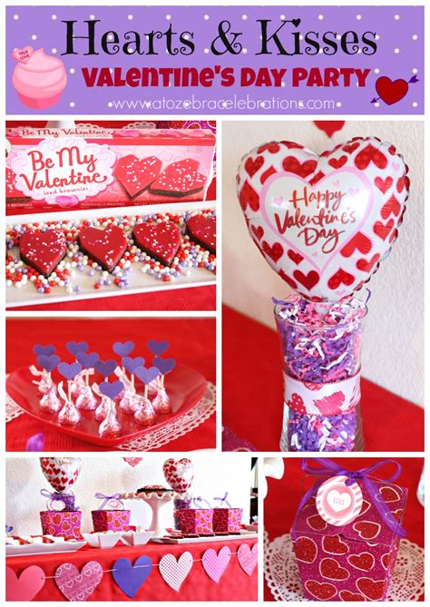 s day ideas easy valentine s day ideas a to zebra celebrations