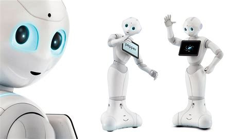 Intelligent Robot Wallpaper Pepper The Robot Intelligent Robot Softbank