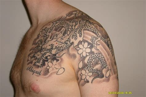japanese dragon pics tattoo