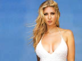 Ivanka trump is listed or ranked 1 on the list the hottest trumps