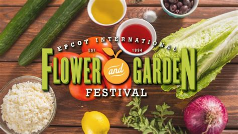 Epcot Flower Garden Epcot Flower Garden Festival 2017 Complete Guide Food Menus Topiary List And Concert Lineup