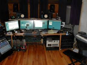 studio furniture workstations and mix
