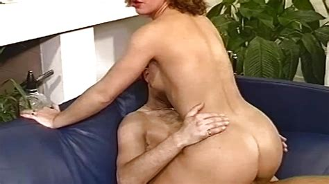 A Hairy Pussied Brunette Milf Fucked In The Couch Porntube