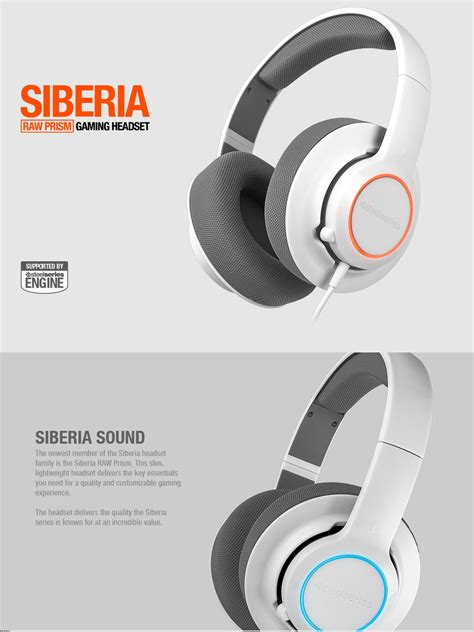 Headset Steelseries Prism steelseries siberia prism headset ss 61410 pc