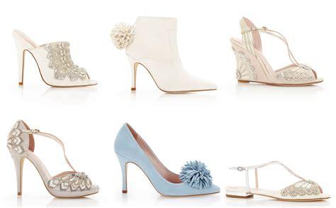 Wedding Shoes 2016 by Emmy Fall Winter 2016 Bridal Footwear Fashion