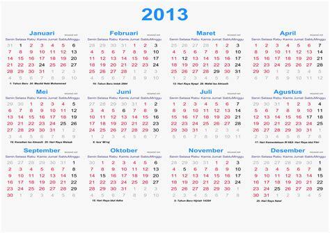 Kalender 3000 Tahun kalender 2013