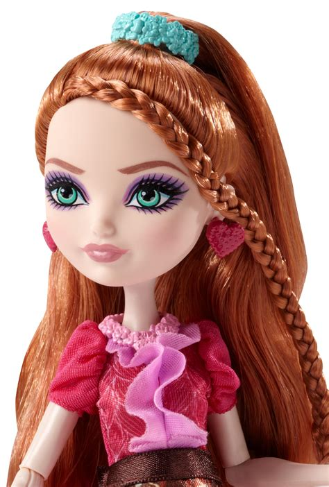 doll hairstyles games amazon com ever after high sugar coated holly o hair doll