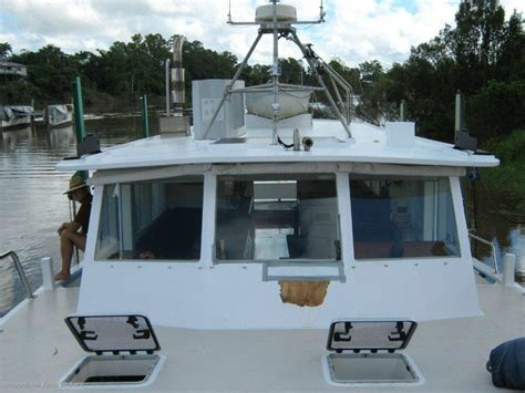 used trawler boats for sale used sharpie trawler trawler for sale boats for sale