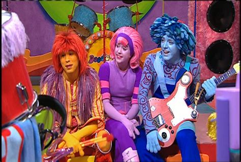 doodlebops actors names the doodlebops television shows i loved