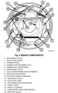 2004 Jeep Liberty Brake System Diagram I Need The Diagraham To Replace The Rear Brakes On My Jeep