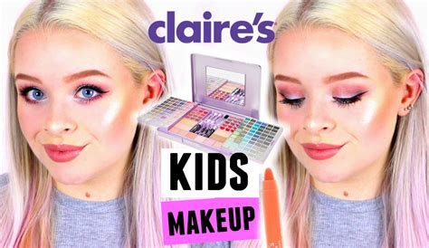 what make up does posha use full face using only kids claire s makeup sophdoesnails