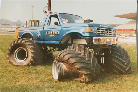 bigfoot king of the trucks